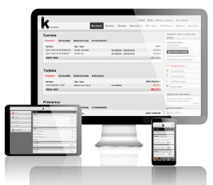 Kutxabank banca online for Oficinas caja sur